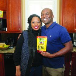 Atlanta couple nabs $150K on ABC's 'Shark Tank' for winning fish fry recipe