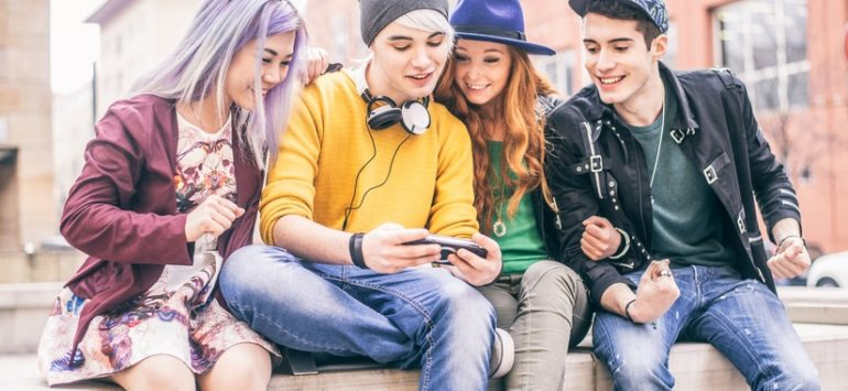Generation Z showing high level of brand engagement