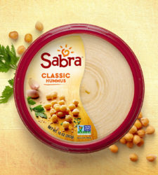 Sabra Introduces New Logo and Packaging