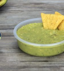 Dutch company offering preservative-free dips with extended shelf life