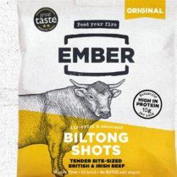 NPD Tracker – Ember launches biltong in 'shot' format