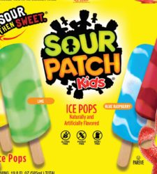 Pucker up: Sour Patch Kids Flavored Ice Pops are latest in sour foods market