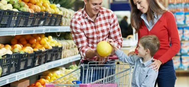 Gen X Leads In Grocery Spending, But Millennial Families Are Catching Up