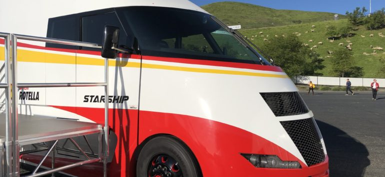 Shell pushes lubricants' larger role in freight efficiency with Starship Project