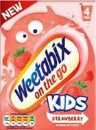 Weetabix On The Go unveils new kids range in grocery stores