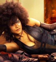 Why Zazie Beetz Wears Her Natural Hair While Playing Domino In Deadpool 2