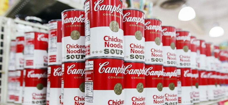 Can New Strategies Keep Campbell Soup from Going Cold?