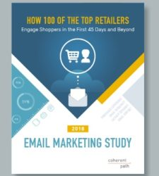 Report: How Top Retailers Engage Shoppers in the First 45 Days and Beyond