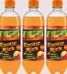 Spice Trend: Levi Roots launches Exotic Kick beverage with chilli flavor