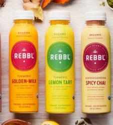 Herb-infused coconut milk brand Rebbl secures $20m in funding