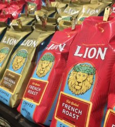 Lion Coffee rebrands to attract new customers
