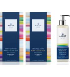 Biles Hendry designs branding for Tisserand at Ascot