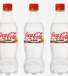 Coca-Cola launches clear, zero-calorie beverage in Japan