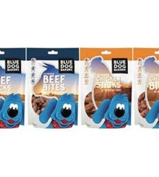 Brand Update: Blue Dog Bakery Launches New Treats and Packaging