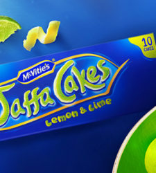 Anthem creates pack for new Jaffa Cakes Lemon & Lime