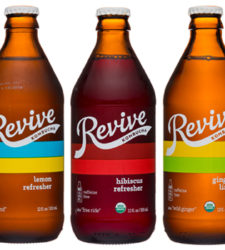 Revive Revamps Bottle Design To Showcase Ingredients