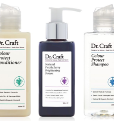 Dr. Craft develops sustainable, natural hair dye from Ribena bi-product