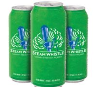 Steam Whistle Brewing Refreshes Branding & Adds Nutritional Labels