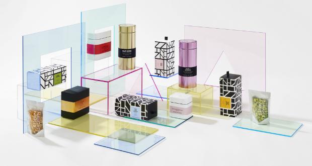 Packaging News: Harvey Nichols revamps own label packaging