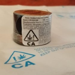 California's New Packaging and Labeling Laws For Cannabis Products