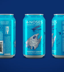Brand update: 4 Noses Brewing Announces Brand Refresh for Core Lineup