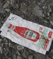 Ketchup Slips Smoothly from These Packets, Reducing Food and Plastics Waste