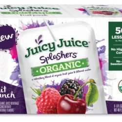 Harvest Hill Beverage launches reduced-sugar organic juice product
