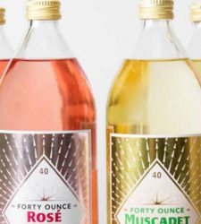 Forty Ounce wine is far more than a gimmick, even if it looks that way