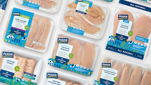 Perdue introduces millennial-friendly chicken packaging