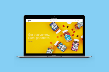 Gumi brand emphasizes fun design, readability for September launch