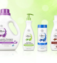 Slice creates new packaging design for AspenClean