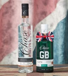 UK brand review: New Chase packaging design encapsulates the brand's journey