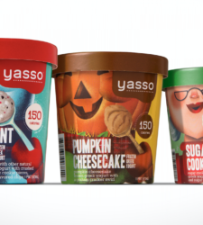Fortnight Collective uses three-day 'brand sprint' to create seasonal packaging for Yasso Yogurt
