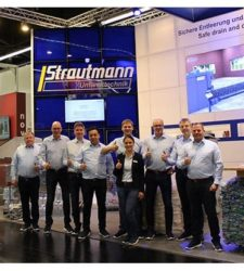 Strautmann displays beverage container recycling technology