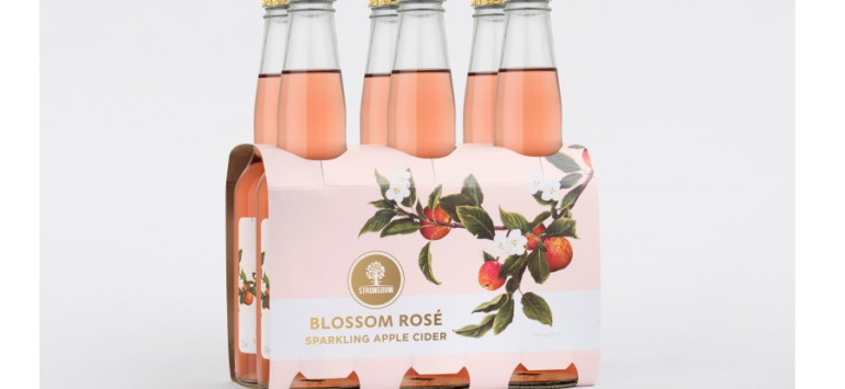 Brand Design Review: Strong Name with Delicate Design for Cider Brand