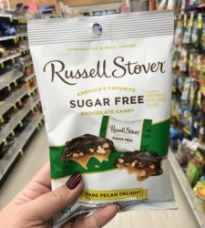 Russell Stover corrects 'brand communication problem' for sugar-free line